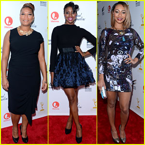Queen Latifah &#038; Condola Rashad: 'Steel Magnolias' Premiere!