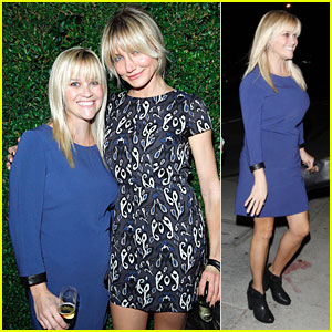 Reese Witherspoon &#038; Cameron Diaz: 'rag &#038; bone' Flagship Opening!