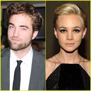 Robert Pattinson: 'Hold On To Me' with Carey Mulligan!