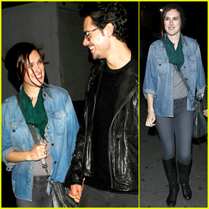 Rumer Willis: Prince Concert with Jayson Blair!