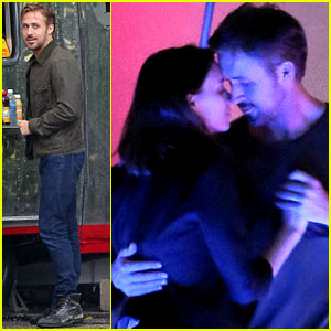 Ryan Gosling & Rooney Mara: Slow Dance for 'Terrence Malick Project'