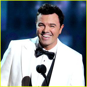 Seth MacFarlane: Oscars 2013 Host!