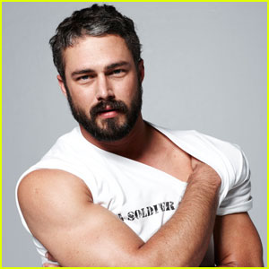 Taylor Kinney: 'Bullett' Magazine Feature