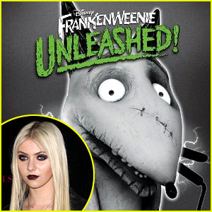 Taylor Momsen & Pretty Reckless: 'With You' for 'Frankenweenie' Soundtrack!
