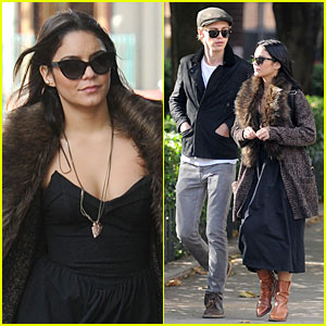 Vanessa Hudgens & Austin Butler: Big Apple