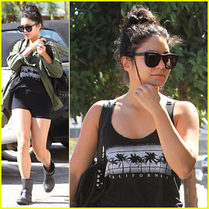 Vanessa Hudgens Raves About Sublime Song