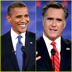 Watch Presidential Debate with Barack Obama & Mitt Romney | Ann ...