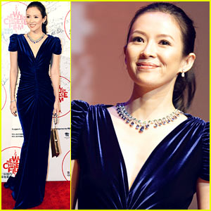 Ziyi Zhang: Outstanding Artist Award at NY Chinese Film Festival!