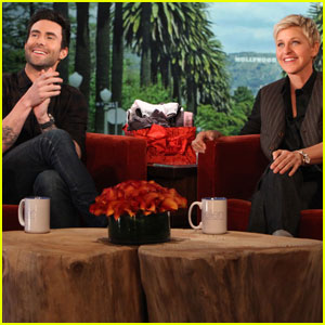 Adam Levine: Christina Aguilera Should Be Left Alone!