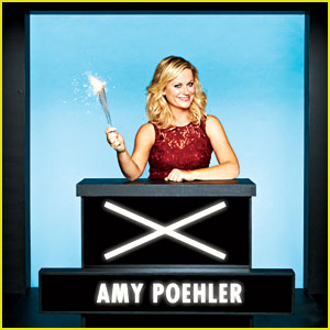 Amy Poehler: Hollywood Squares with 'Parks & Rec' Cast!