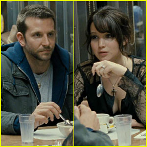 Bradley Cooper & Jennifer Lawrence: New 'Silver Linings' Clip!