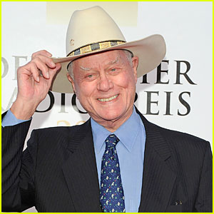 Celebs React to Larry Hagman's Death