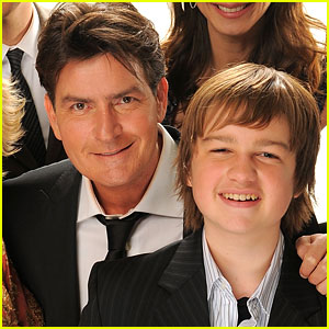 Charlie Sheen Talks Angus T. Jones 'Meltdown'