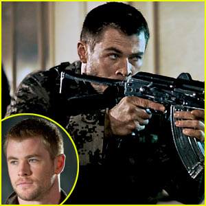 Chris Hemsworth: 'Red Dawn' Exclusive Images!