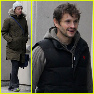 Claire Danes & Hugh Dancy: Toronto Twosome for 'Hannibal'!