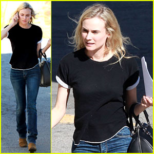 Diane Kruger: Catalina Sandino Moreno Joins 'The Bridge'!