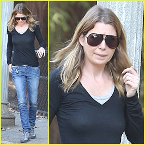 Ellen Pompeo: Favorite Dramatic TV Actress Nominee!