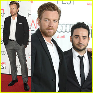 Ewan McGregor: 'The Impossible' AFI Fest Screening!