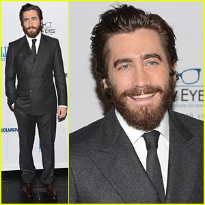 Jake Gyllenhaal: New Eyes for the Needy Gala Honoree!
