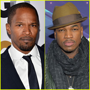 Jamie Foxx Hosting 'SNL' with Musical Guest Ne-Yo!