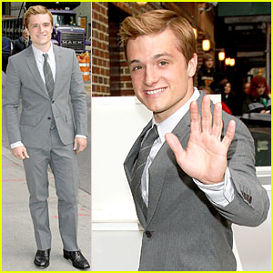 Josh Hutcherson: New 'Hunger Games: Catc