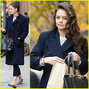 Katie Holmes Loves Everyone from 'Dawson's Creek'!
