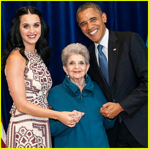 Katy Perry: Happy Voting!
