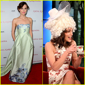 Keira Knightley: 'Anna Karenina' Hollywood Premiere!