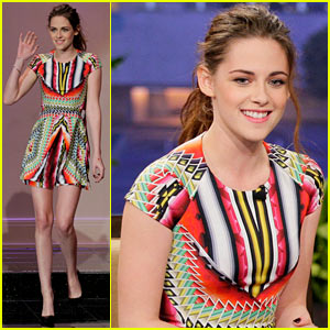 Kristen Stewart: I Can't Wait To Be A Mom One Day!