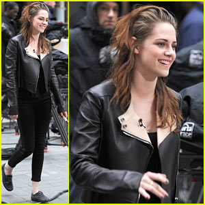 Kristen Stewart: I Could Do Five More Years of 'Twilight'!