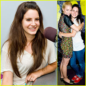 Lana Del Rey Interview - JustJared.com Exclusive!