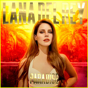 Lana Del Rey: New 'Paradise' Cover Artwork!