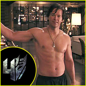 Mark Wahlberg: 'Transformers 4' Leading Man!