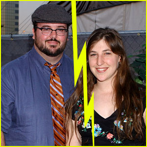 Mayim Bialik Divorcing Husband Michael Stone After 9 Years