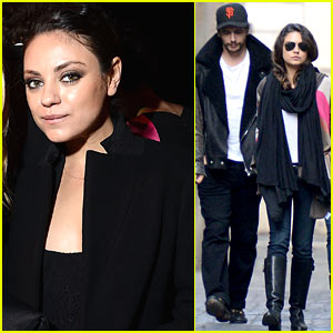 Mila Kunis: J/P HRO Charity Auction Dinner Guest!