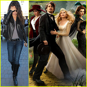 Mila Kunis: New 'Oz: The Great & Powerful' Poster & Pics!