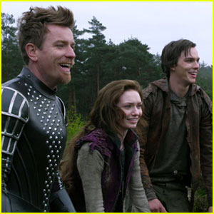Nicholas Hoult: 'Jack the Giant Slayer' Trailer!