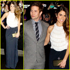 Nikki Reed & Jackson Rathbone: 'Breaking Dawn' Norway Premiere!