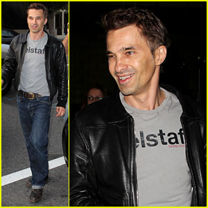 Olivier Martinez: Tuesday Morning Doctor's Visit!
