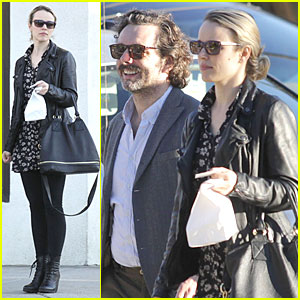 Rachel McAdams: Michael Sheen Likes His Mustache!