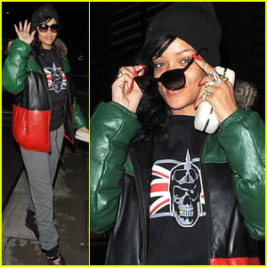 Rihanna: 777 Tour Day 2 Video - Watch Now!
