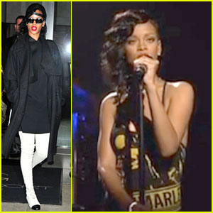 Rihanna: 'Saturday Night Live' Performances - Watch Now!