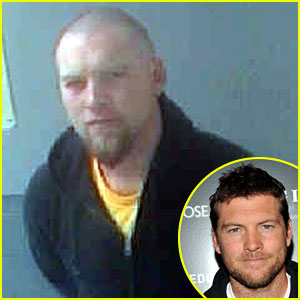 Sam Worthington: Mug Shot for Disorderly Conduct Arrest