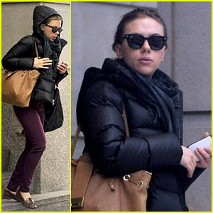 Scarlett Johansson: New Boyfriend Revealed?