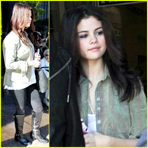 Selena Gomez Visits ER After Justin Bieber