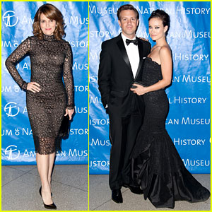 Tina Fey & Olivia Wilde: Museum of Natural History Gala!