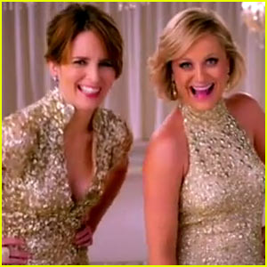 Amy Poehler & Tina Fey: First Golden Globes Promo!