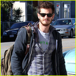 Andrew Garfield: Venice Beach Saturday