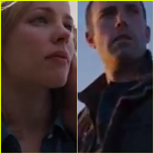 Ben Affleck & Rachel McAdams: 'To The Wonder' Trailer!