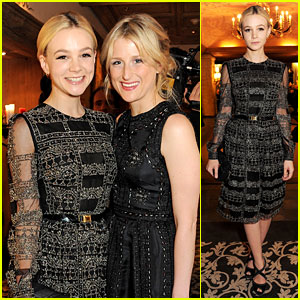Carey Mulligan: Alzheimer's Society Gala Dinner!